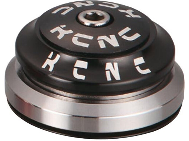 "KCNC KHS-PT1860 Headset tapered 1 1/8""-1,5"" integrated black"